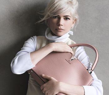 Michelle Williams estrela a nova campanha da Louis Vuitton