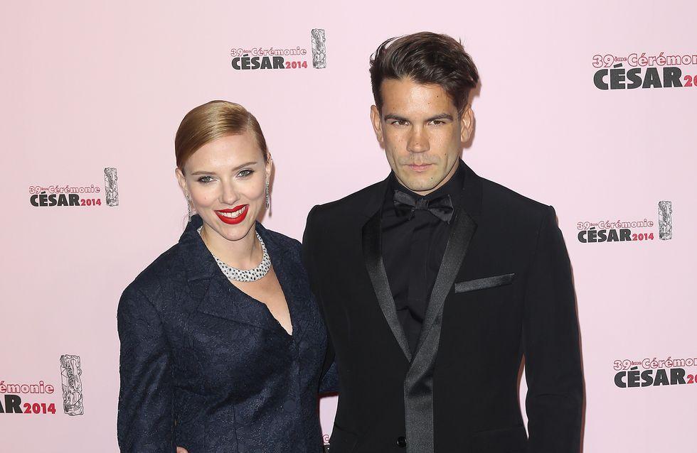 Scarlett Johansson ya es madre de una niña