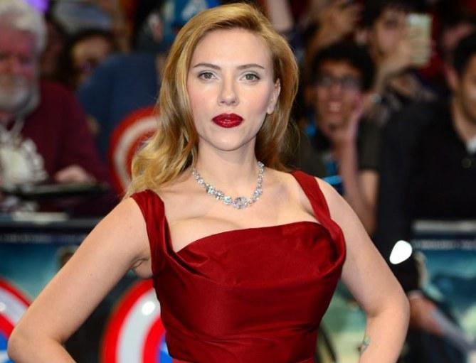 Scarlett Joahnsson