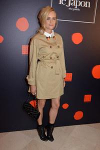 Diane Kruger, le 2 septembre 2014