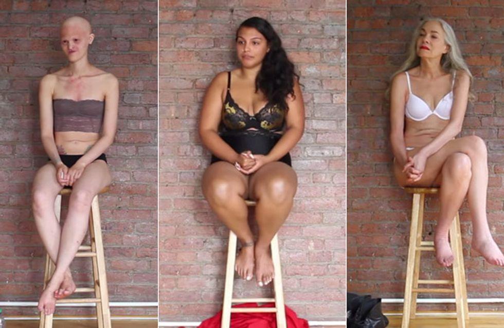 Die innere Schönheit zählt: Wie ein Videoprojekt die Modeindustrie aufrüttelt!