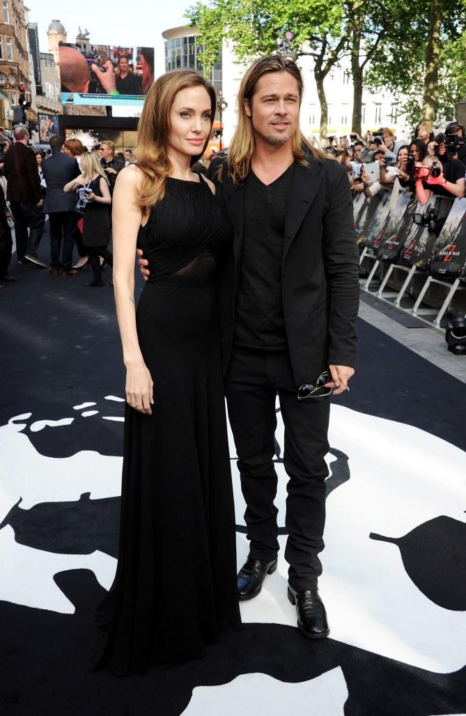 Brad und Angelina
