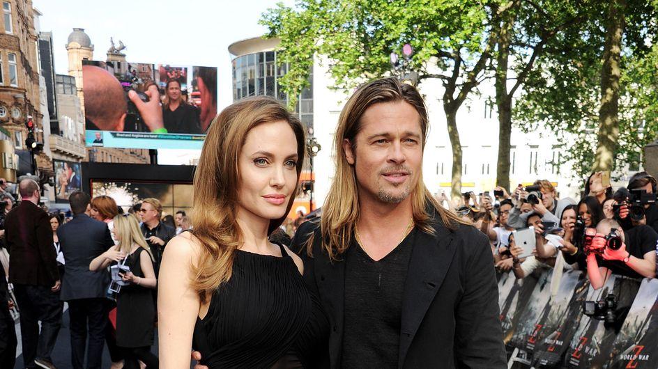 Angelina Jolie und Brad Pitt flittern auf Yacht durch das Mittelmeer