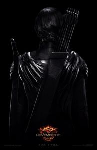 Katniss Everdeen sur la nouvelle affiche d'Hunger Games 3