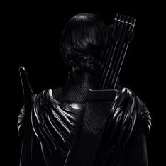 Hunger Games 3 : Katniss, prête à mener la révolte (Photo)