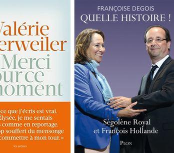 Quelle histoire ! : Le livre qui contredit Valérie Trierweiler