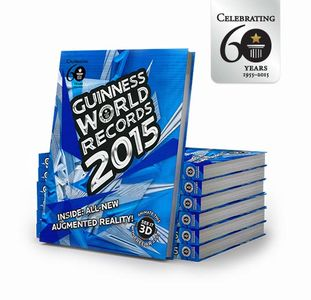 Le Guinness World Records 2015