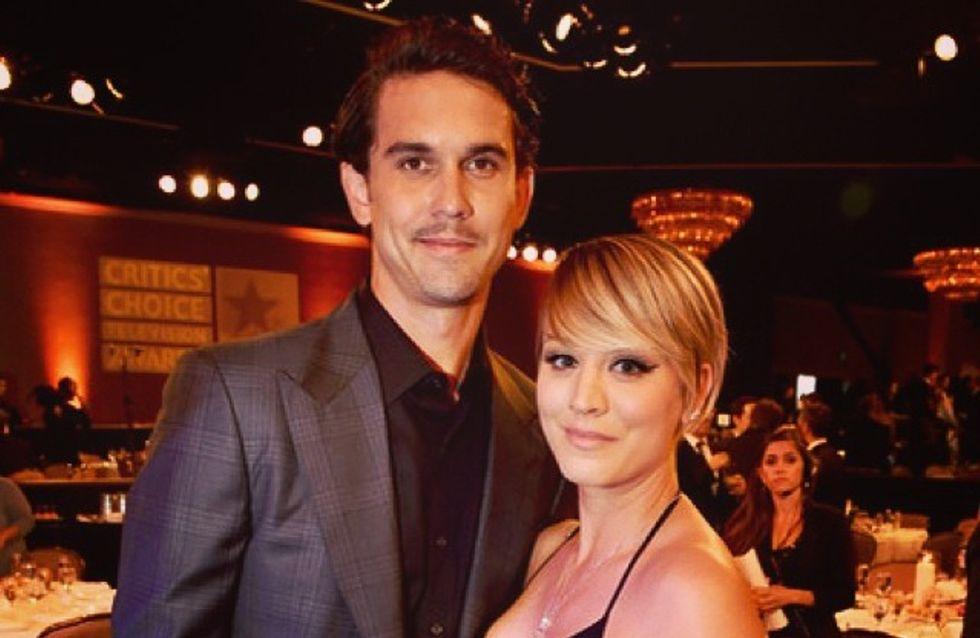 Kaley Cuoco et Ryan Sweeting : Au bord du divorce ?
