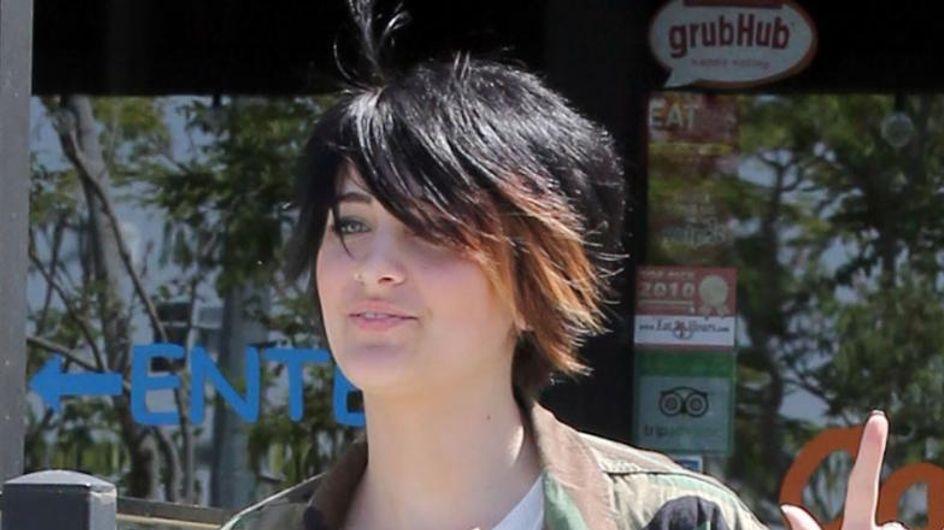 Ist Michael Jacksons Tochter Paris schwanger?