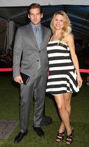 Michelle Hunziker & Tomaso Trussardi im Juni 2014