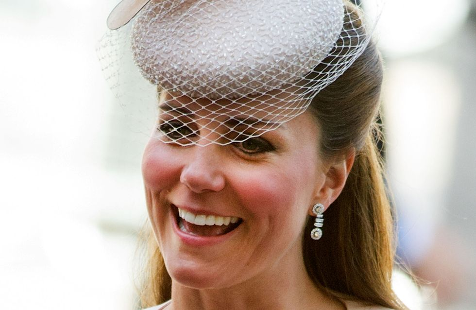 Kate Middleton : Enceinte de son 2e enfant