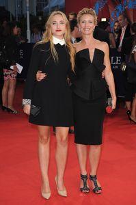Alexandra Lamy et sa fille, Chloé Jouannet
