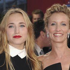 Alexandra Lamy : Avec sa fille sur le red carpet de Deauville (Photos)