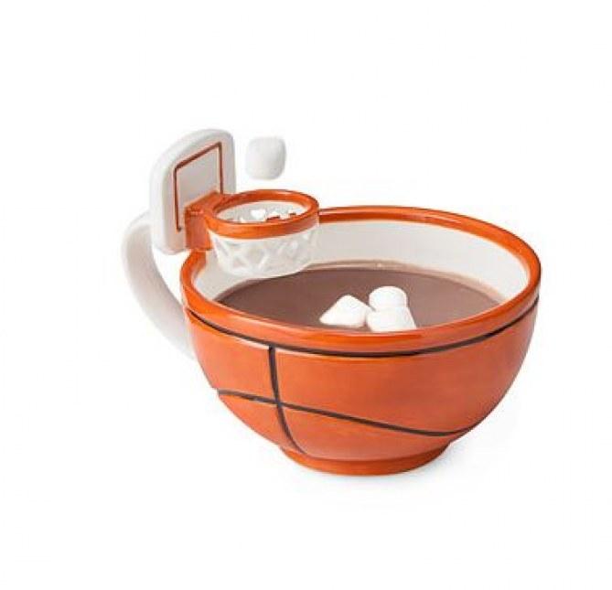 Tasse panier de basket - Uncommongoods - 22,90€