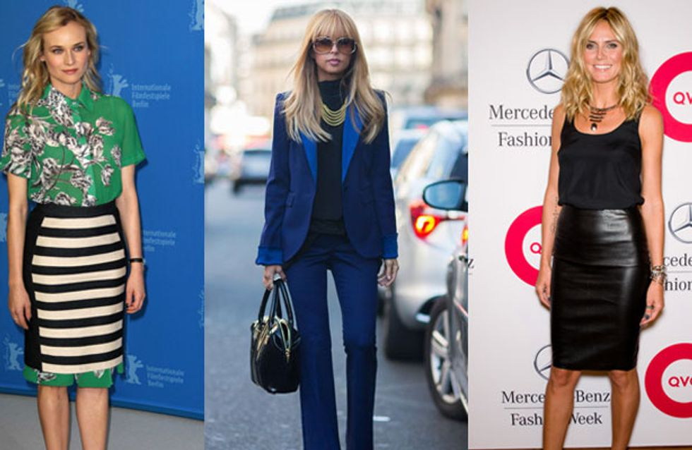 Fashion Rules: What To Wear If You're Skinny
