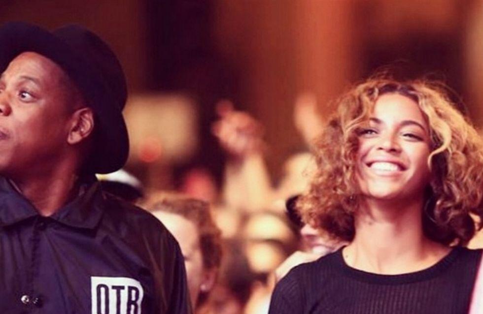 Beyoncé et Jay Z : Amoureux en Italie