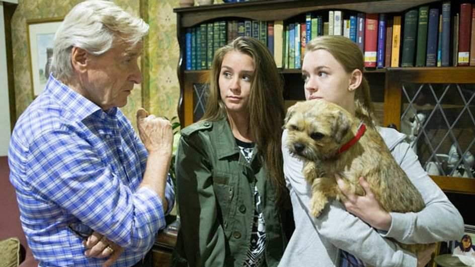 Coronation Street 19/09 – Peter puts his fate in Tracy's hands