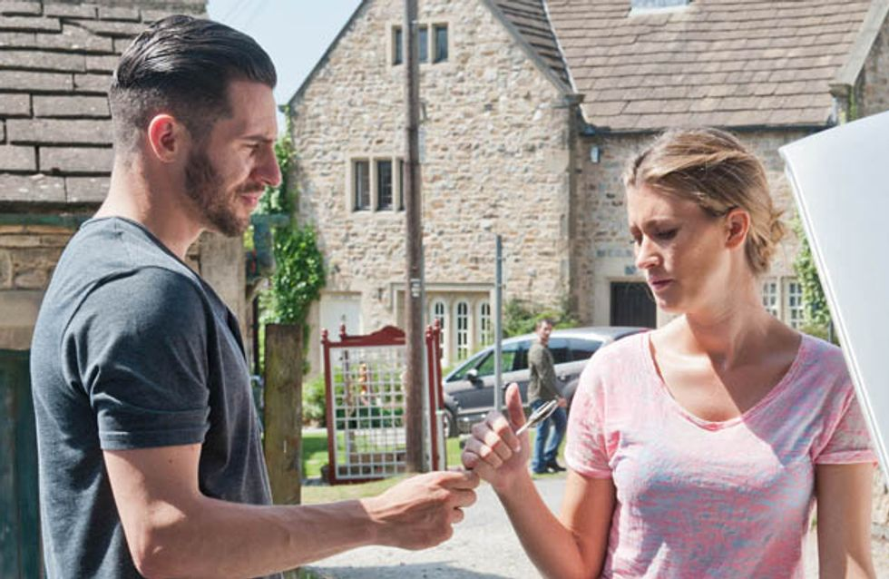 Emmerdale 16/09 – Charity's lie shatters Debbie and Pete's relationship