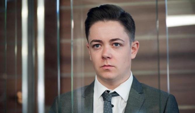Everyone gathers at court to hear Finn's plea