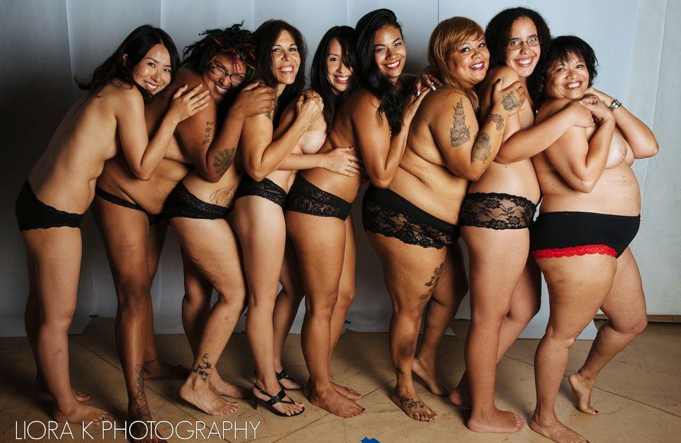 """""""Expose"""", le projet photo qui célèbre la féminité sous toutes ses formes"""