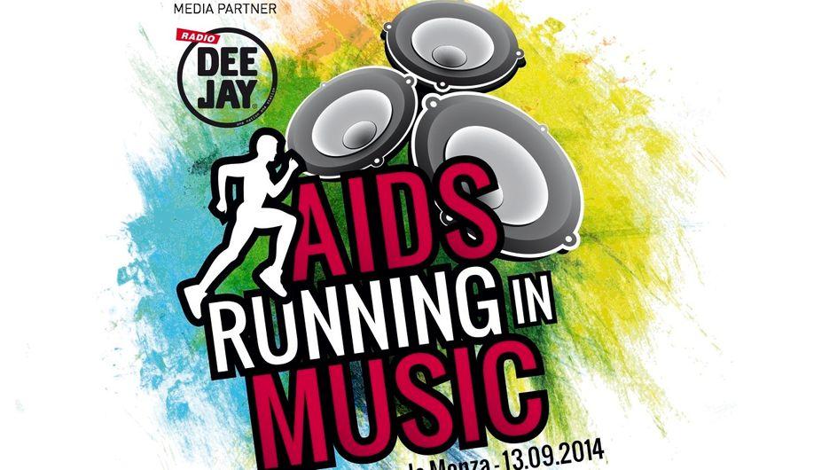 Corri a ritmo di musica per sconfiggere l'AIDS