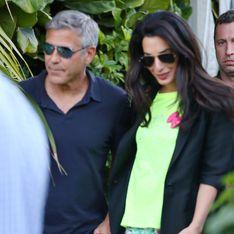 La prometida de George Clooney podría estar embarazada