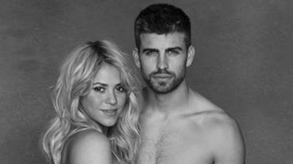 El segundo hijo de Shakira y Piqué será un varón