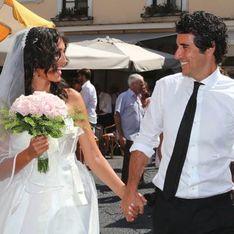 Caterina Balivo si confida: Ho comprato il mio abito da sposa su Internet!. Le immagini
