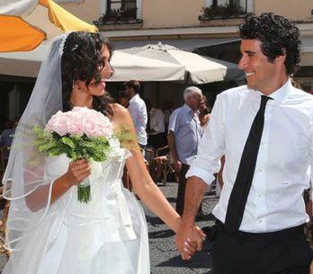 Caterina Balivo si confida: Ho comprato il mio abito da sposa su Internet!. Le
