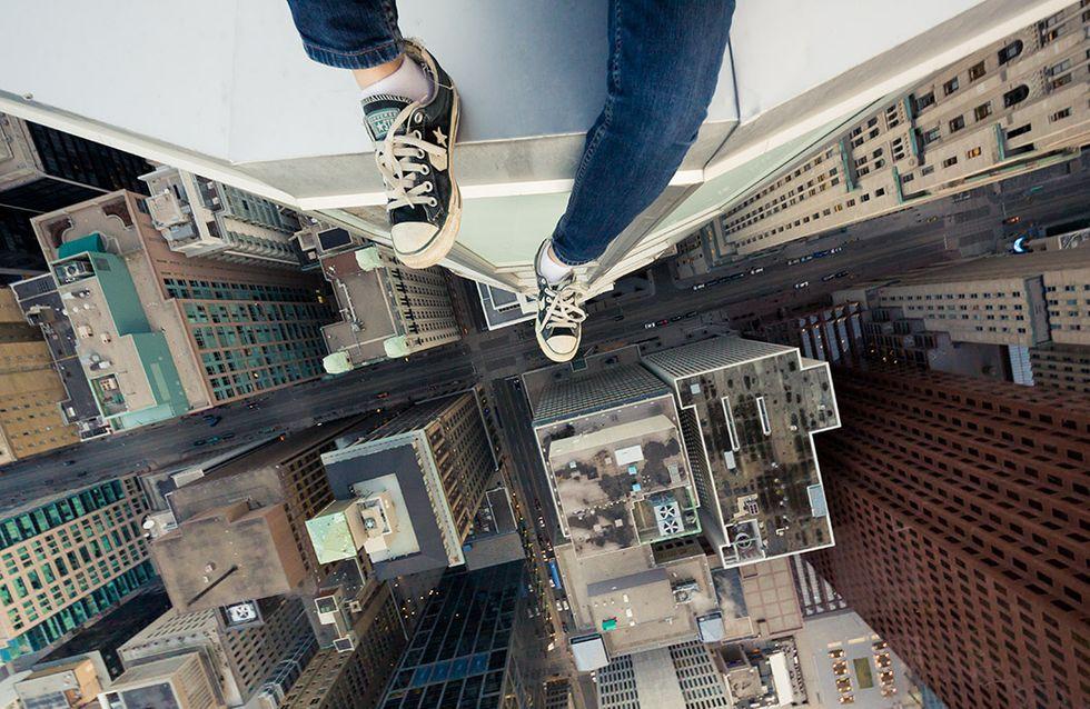 ¿Quién dijo vértigo? Impresionantes fotografías desde lo más alto de diferentes ciudades