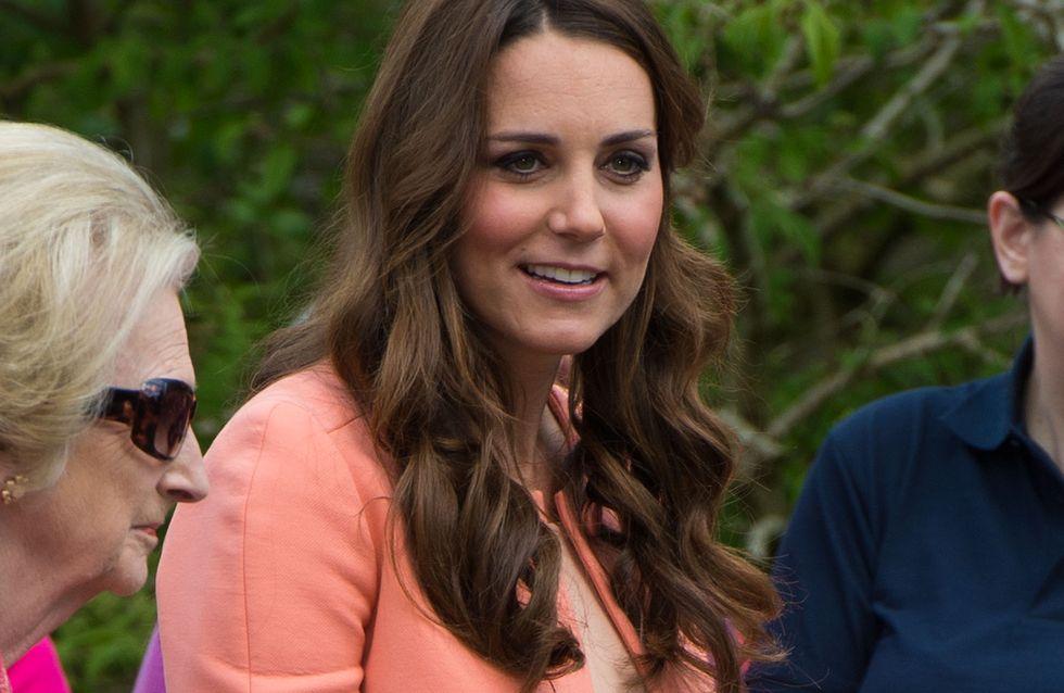 10 galères de grossesse auxquelles Kate Middleton n'échappera pas