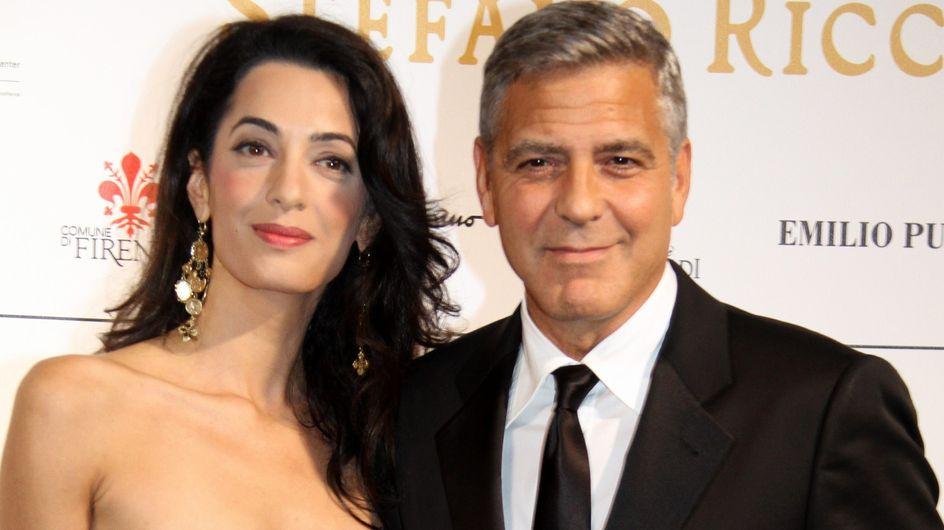 George Clooney : On en sait plus sur son mariage !