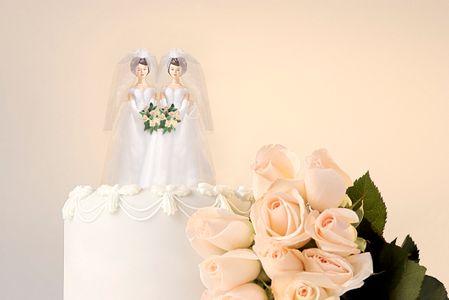 Elles se marient après 72 ans de vie commune