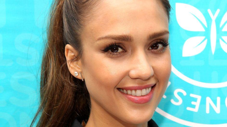 Jessica Alba : Ses secrets pour un joli teint