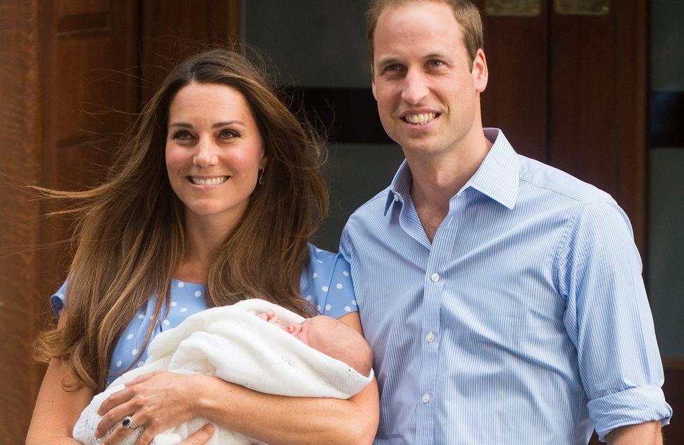 Kate Middleton : Quel prénom portera le futur Royal Baby ?