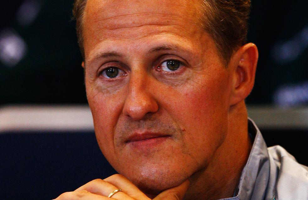Michael Schumacher : Le pilote rentre enfin chez lui