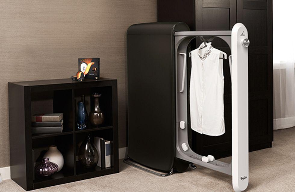 La lavanderia a secco a casa tua. Ecco l'elettrodomestico che cambierà la tua vita