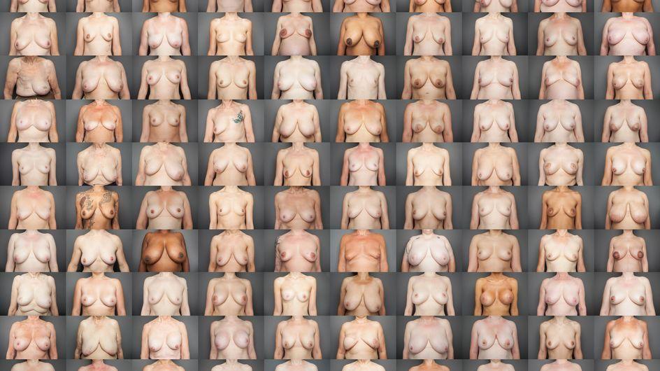 Bare Reality: Eine Fotografin zeigt Brüste, wie sie wirklich sind