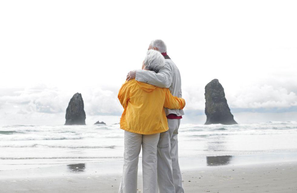 Grâce à Facebook, un frère et une soeur se retrouvent après 60 ans de séparation