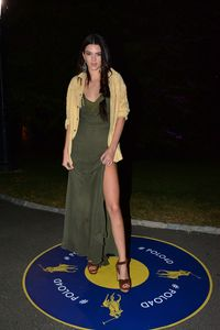 Kendall Jenner à New York, pour la Fashion Week