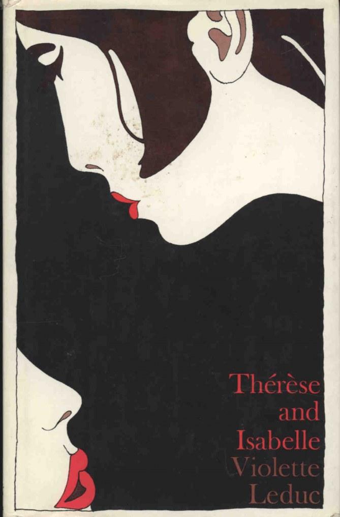 La copertina del romanzo di Violette Leduc