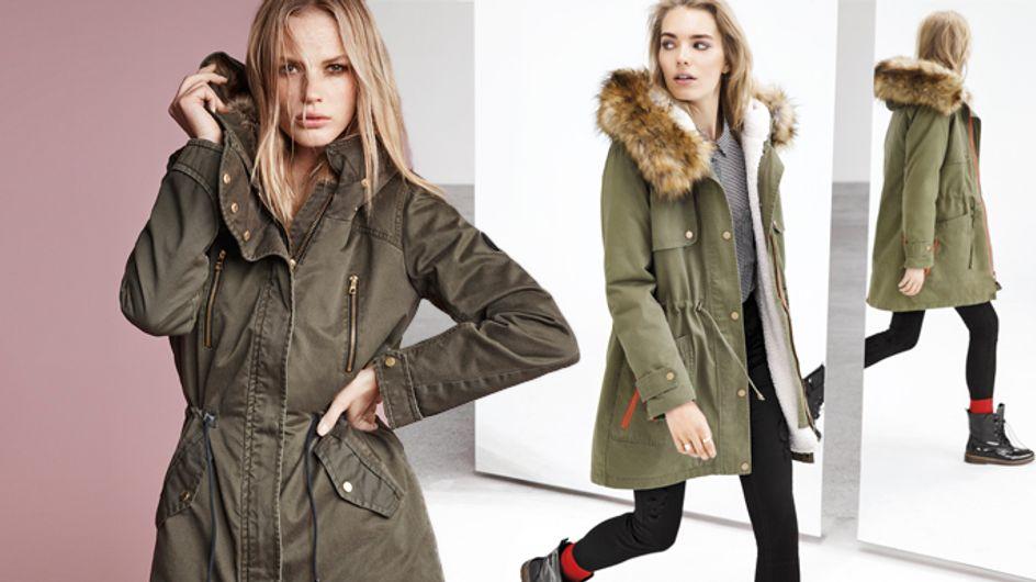 Jetzt trägt ihn wieder jeder ... Ist der grüne Parka uncool oder weiterhin trendy?