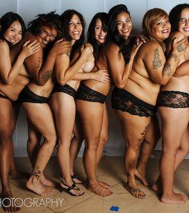 Expose, een fotoproject dat vrouwen in alle vormen eert