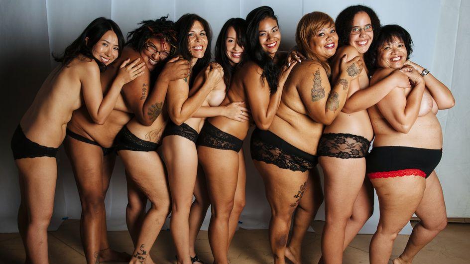 """""""Expose"""", een fotoproject dat vrouwen in alle vormen eert"""