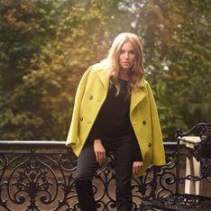 Sienna Miller pour Caroll : Découvrez la collection automne-hiver 2014