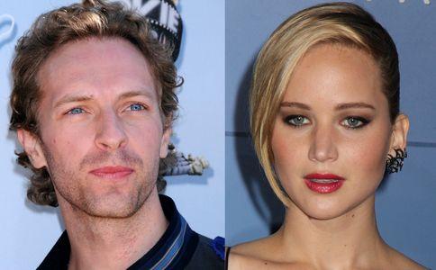 Jennifer Lawrence e Chris Martin: è nato l'amore?