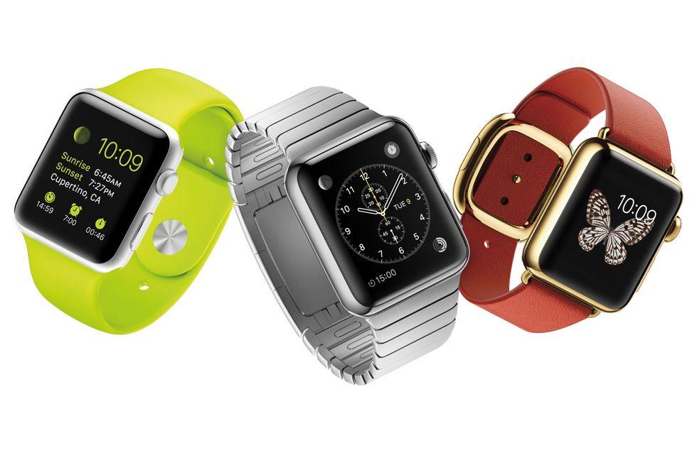 Montre Apple Watch, votre future nouvelle meilleure amie