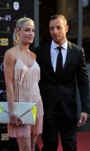 Oscar Pistorius et Reeva Steenkamp