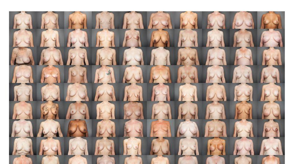 Bare Reality : Une autre façon de voir les seins