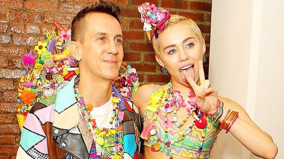 Miley Cyrus : Créatrice excentrique pour la Fashion Week